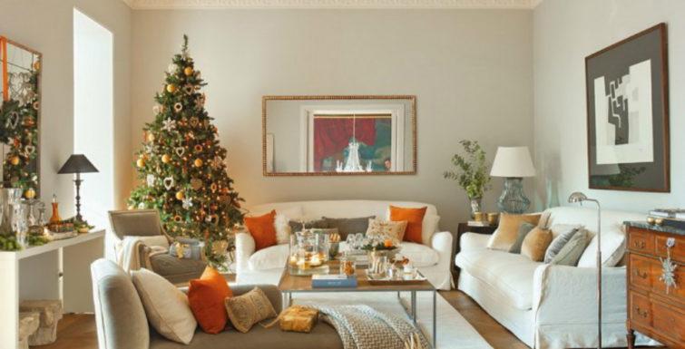Como decorar tu casa para la temporada de navidad for Como decorar la casa para navidad